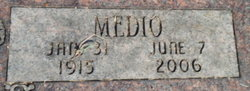 "Amedio ""Medio"" Georgetti"