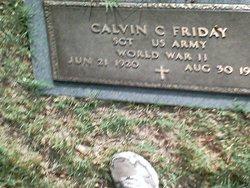 Calvie C Friday