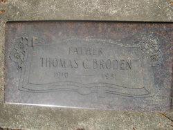 Thomas Glenburn Broden