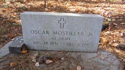Oscar Mostiller, Jr