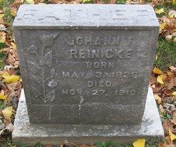 Johann Reinicke