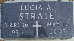Lucia A. Strate