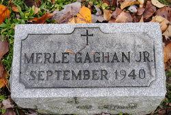 Merle Gaghan, Jr
