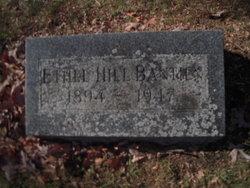 Ethel <I>Hill</I> Bantien