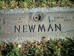 Zelma Mae <I>Harvell</I> Newman