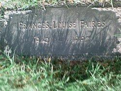 Frances Louise Faires