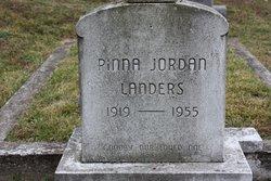 Pinna Narine <I>Jordan</I> Landers