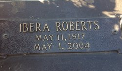 Ibera <I>Roberts</I> Holt