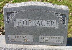 Franz Hofbauer