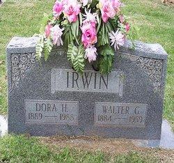 Dora <I>Haney</I> Irwin