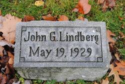 John G Lindberg