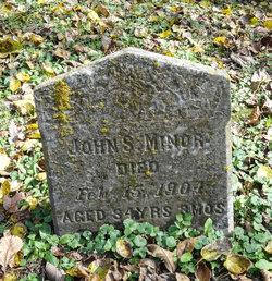 John S Minor