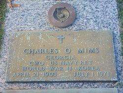 CWO Charles O Mims