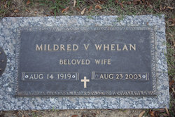 Mildred V Whelan