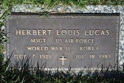 Herbert Lowis Lucas