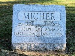 Anna K Micher