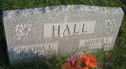 Bertha L Hall