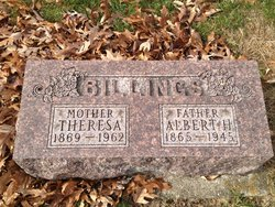 Albert H Billings