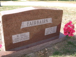 W Dale Fairbairn