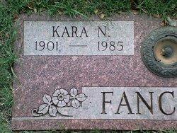 Kara N Fancher