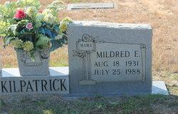 Mildred E. Kilpatrick