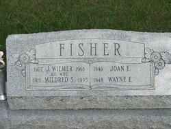 Mildred Sarah <I>Shuman</I> Fisher