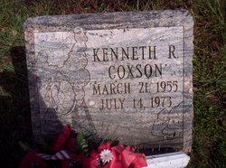 Kenneth R Coxson