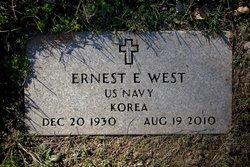 "Ernest E ""Sonny"" West"