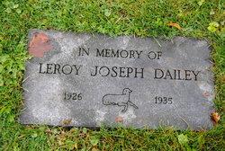 Leroy Joseph Dailey