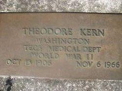 Theodore Kern