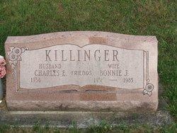 Bonnie J Killinger
