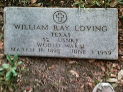 William Ray Loving