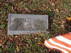 PFC Ralph O. Neitz