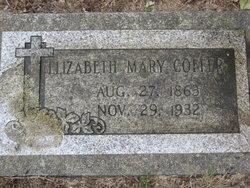 Elizabeth Mary <I>Gunn</I> Coffer