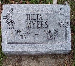 Theta I Myers