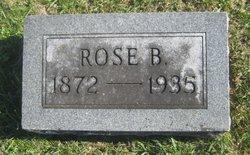 Rose Bernadine <I>Reis</I> Smith