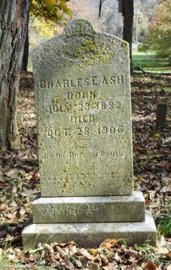 Charles E Ash