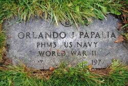 Orlando J Papalia