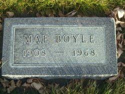 Mae <I>Kindler</I> Boyle