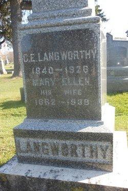 Charles Elmer Langworthy