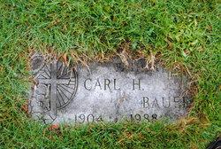 Carl H Bauer