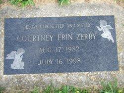 Courtney Erin Zerby