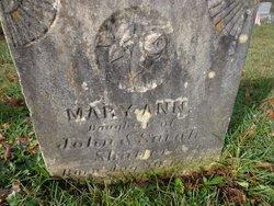 Mary Ann Shafer