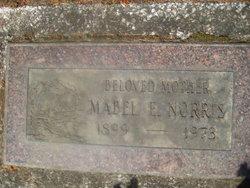 Mabel E. Norris