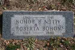 Roberta <I>Campbell</I> Bohon