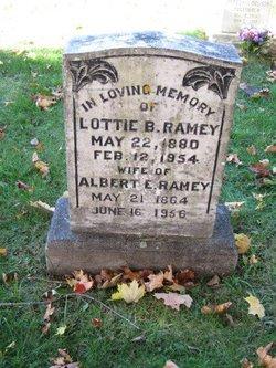 Albert Edwin Ramey