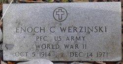 Enoch C Werzinski