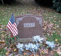 Evelyn R. <I>Homan</I> Gage