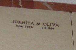 Juanita M. Oliva