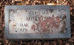 Cleo M Morrow